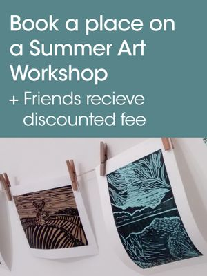 Summer Adult Art Workshops