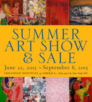 Summer Art Show and Sale