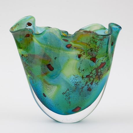 Glass Vase by Jake Mee
