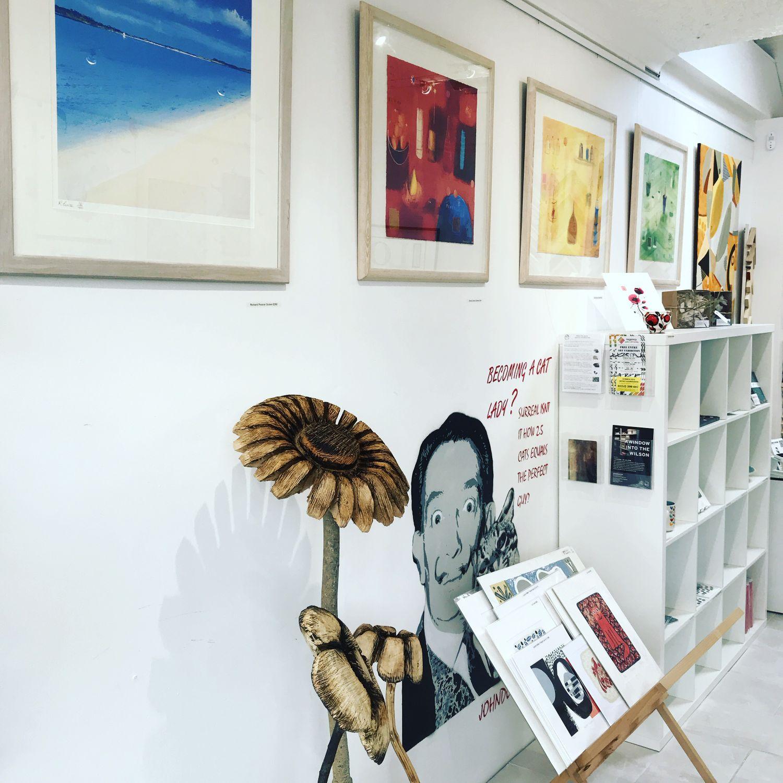 Summer Fest - Exhibition at Regency gallery and framing in Cheltenham