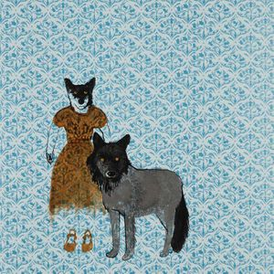 Domestic Wolves - Kerry Phippen