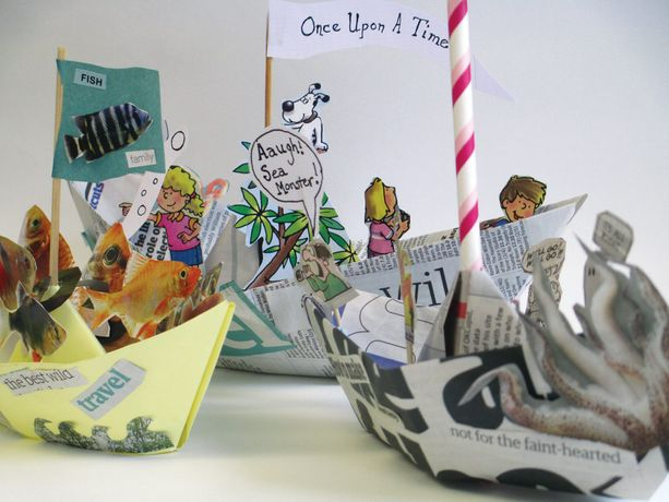 Story Boats with Amy Sterly