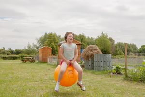 The Allotment (Space Hopper) by Matt Writtle