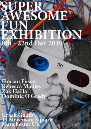 Super Awesome Fun Exhibition
