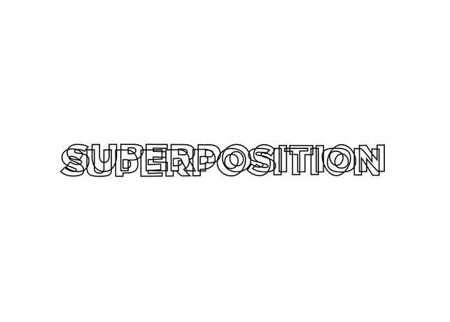 Superposition: Image 0