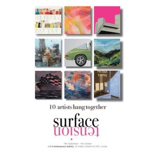 Surface TENsion exhibition