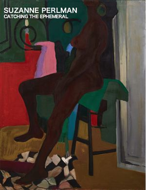 Lounging Nude, 1969, Oil on canvas