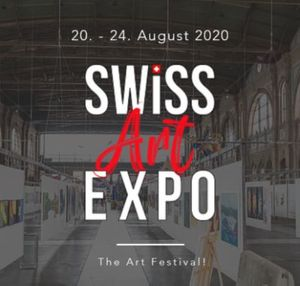Swiss Art Expo Zürich Switzerland