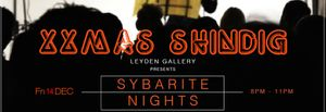 Sybarite Nights Cabaret