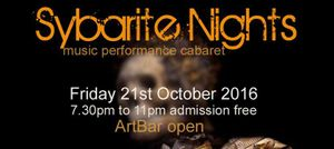 Sybarite Nights Event