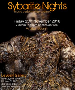 Sybarite Nights November Special