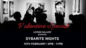 Sybarite Nights | Valentine Special!