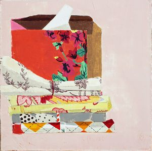 Still Life With Tissue Box