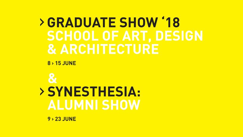 Synesthesia: Alumni Show. University of Plymouth: Image 0