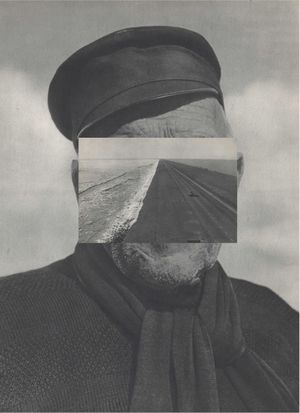 Luca Marziale, Collage, 2016