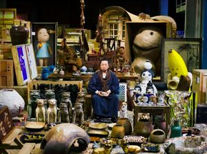 Takashi Murakami's Superflat Collection ―From Shōhaku and Rosanjin to Anselm Kiefer