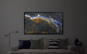 Chris Baker (deep space astro-photographer) at M1 Fine Art