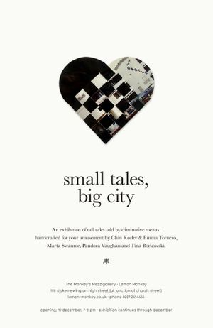 tall tales, big city