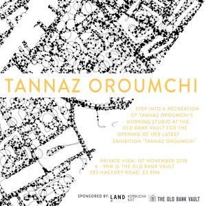 Tannaz Oroumchi at The Old Bank Vault