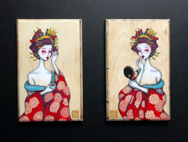 Tayu Tau – pop up show by SAKI&Bitches at Sway Gallery London: Image 0
