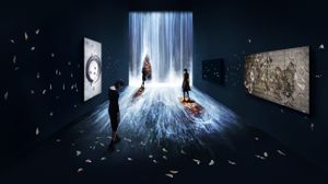 teamLab. Transcending Boundaries