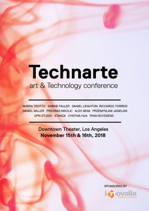 Technarte International Conference on Art and Technology