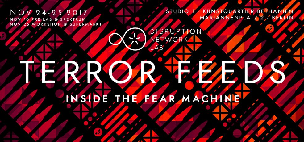Terror Feeds: Inside The Fear Machine: Image 0