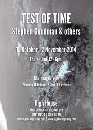 Test of Time: Stephen Goodman & Others