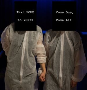 Text Home. A diasporic celebration of Eastern Europeans in the UK and an immigration-advice surgery