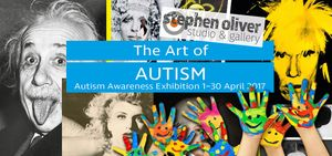The Art of Autism: Autism Awareness Exhibition