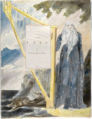 The Bard: William Blake at Flat Time House