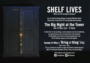 The Big Night at the Tower: Shelf Lives