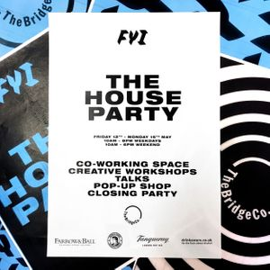 The Bridge Co Launch F.y.i 'Creativity Vs Commerce' Series With Multipurpose Pop-up
