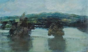 September Flood by Bridget Mcdonald