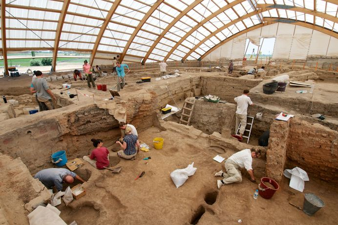 Çatalhöyük Research Project, Photo by Jason Quinlan