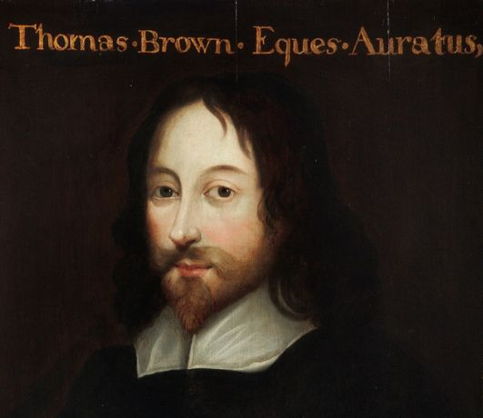 Portrait of Sir Thomas Browne (c) Royal College of Physicians