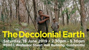 The Decolonial Earth