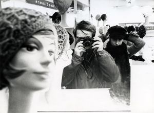 Robert Blomfield, 'Self-portrait with Jane Blomfield, London', 1966. © the artist