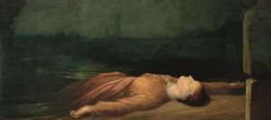 Found Drowned, G.F. Watts, The Watts Gallery