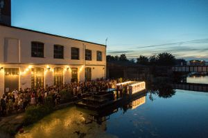 The Floating Cinema - Dusk Tours