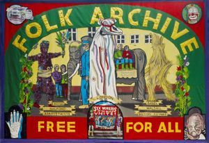 The Folk Archive - Jeremy Deller & Alan Kane