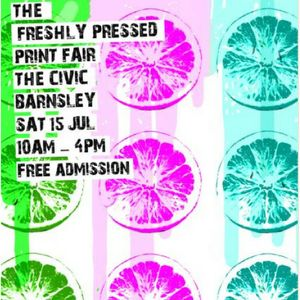 The 'Freshly Pressed' Print Fair
