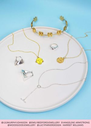 The Jewellery Pop-Up Pieces
