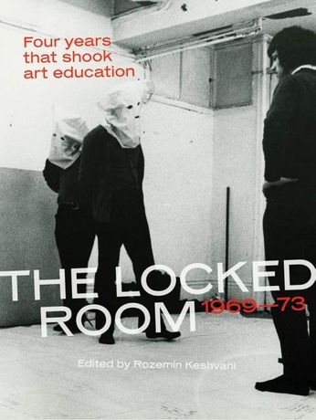 The Locked Room - book cover