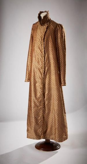 Jane Austen's Silk Pelisse Coat - Exhibiting at Winchester Discovery Centre from 13 May