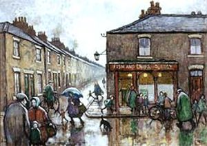 The Narrow World of Norman Cornish