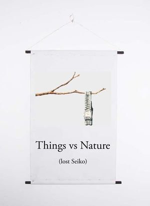 The Nature of Things / The Things of Nature