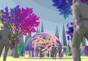 The New Infinity. New Art For Planetariums