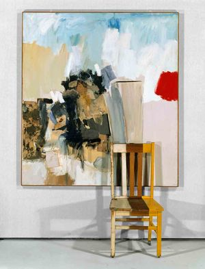 'The New York School', 'Robert Rauschenberg: Retrospective'