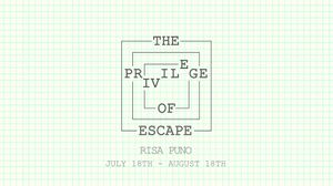 The Privilege of Escape
